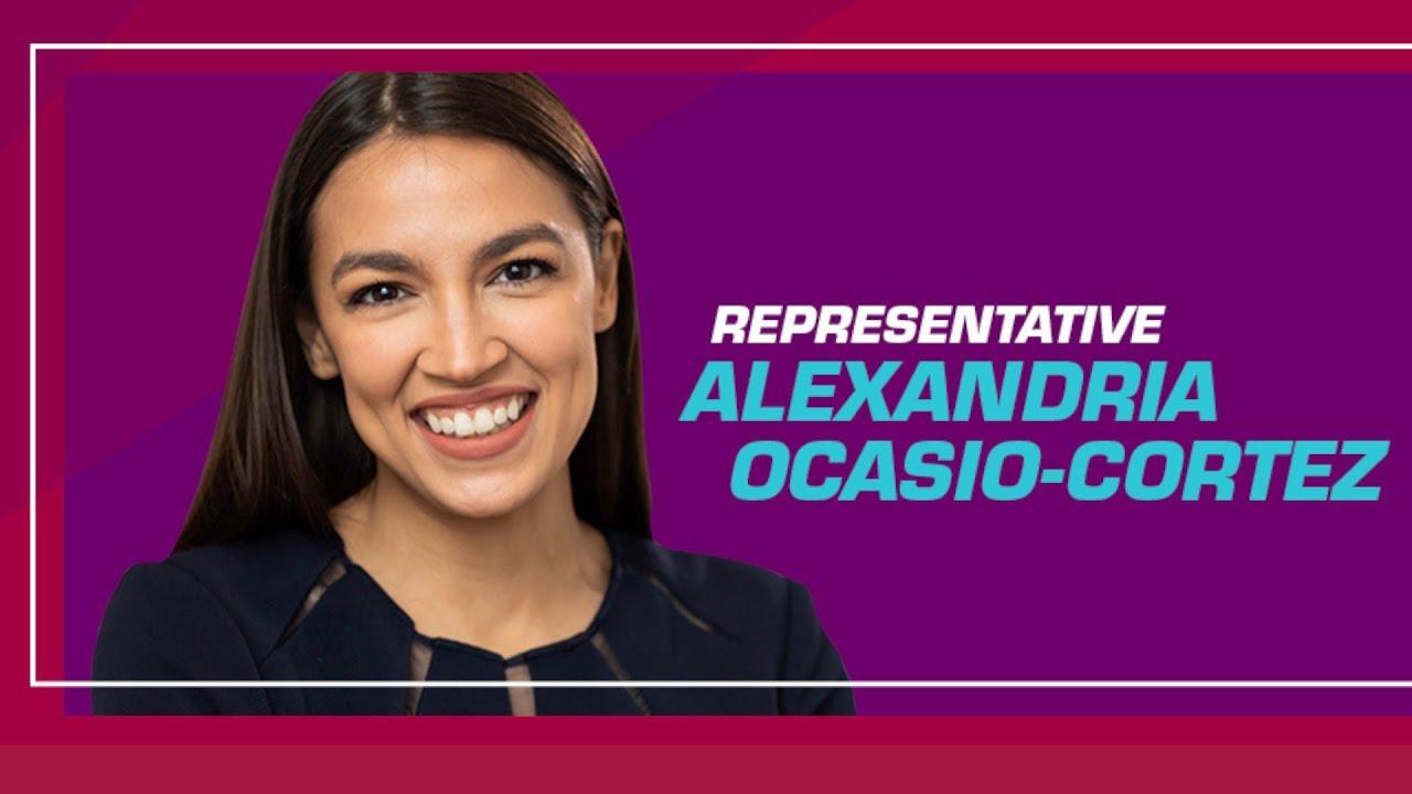 Watch Rep. Alexandria Ocasio-Cortez on her Experience with Misogyny
