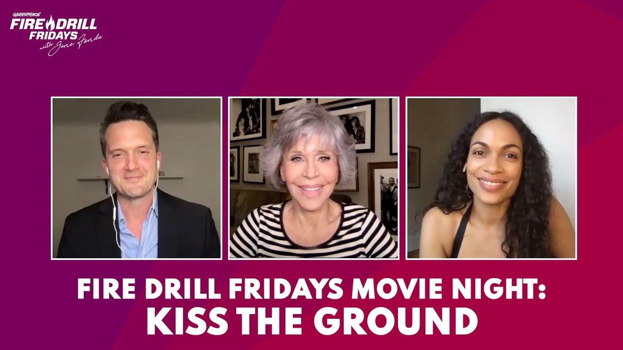 Watch Movie Night: Kiss the Ground